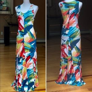 Tommy Bahama multicolored dress